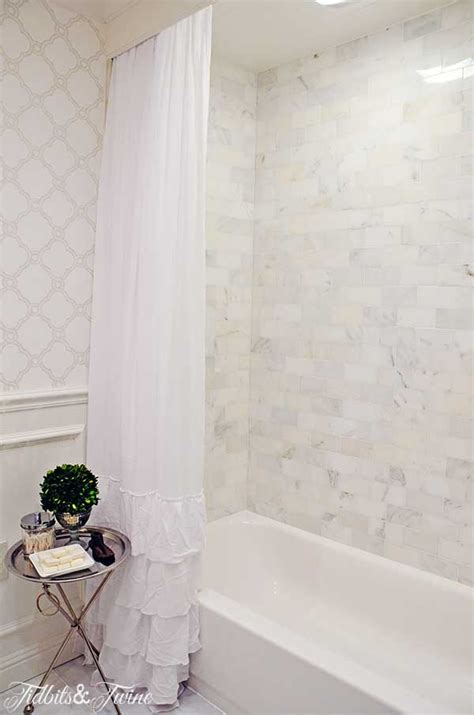 guest bathroom makeover reveal tidbits twine