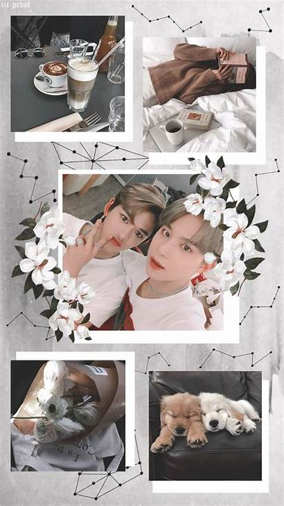 Nct Lucas Parede Aesthetic Papeis Iphone Jungwoo