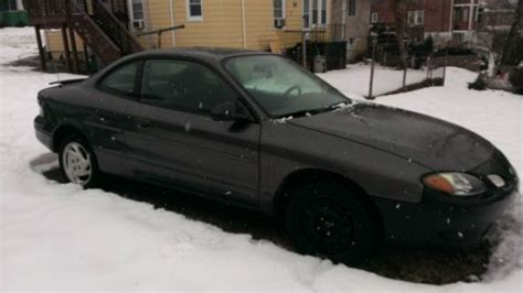sell   ford escort zx coupe  door
