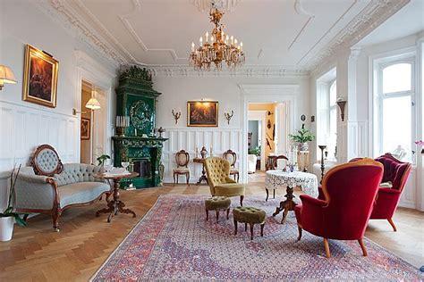 elegant apartment  oestermalm  sale