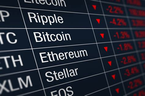 bitcoin is, on the other hand, a relatively new asset originating in the late 2000s. Cryptocurrency stock prices down free image download