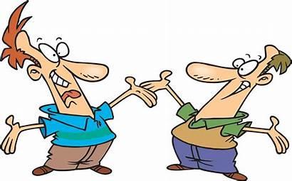 Cartoon Greeting Clipart Friend Each Friends Homophones