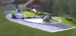Wasserlauf Garten Modern : knipphals gartengestaltung individuelle gartengestaltung ~ Markanthonyermac.com Haus und Dekorationen
