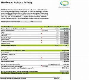 Km Kosten Berechnen : preiskalkulation so berechnen sie ihren verkaufspreis excel ~ Themetempest.com Abrechnung