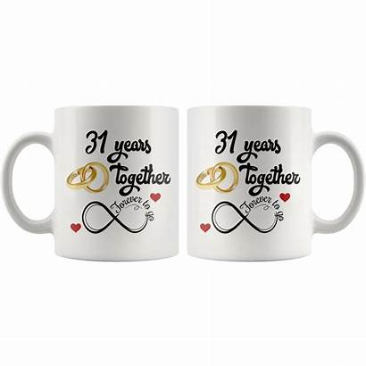 Anniversary 31st Gift Years 20th Him Married