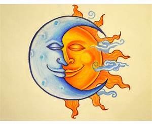 Sun and Moon - - Black Sheep Art Miami - Tattoos & Fine Art