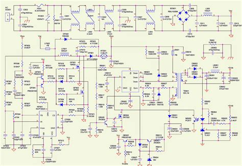 electro  lcw toshiba lcd tv power supply