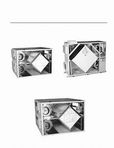 Venmar Ventilation Hood 600 Cfm User Guide