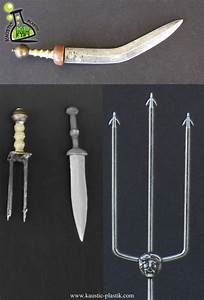 Armor and weapons - Roman Gladiators