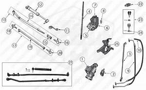 Diagrams For Jeep    Steering Parts    Cherokee Xj  1984