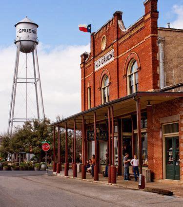 City of Gruene Texas