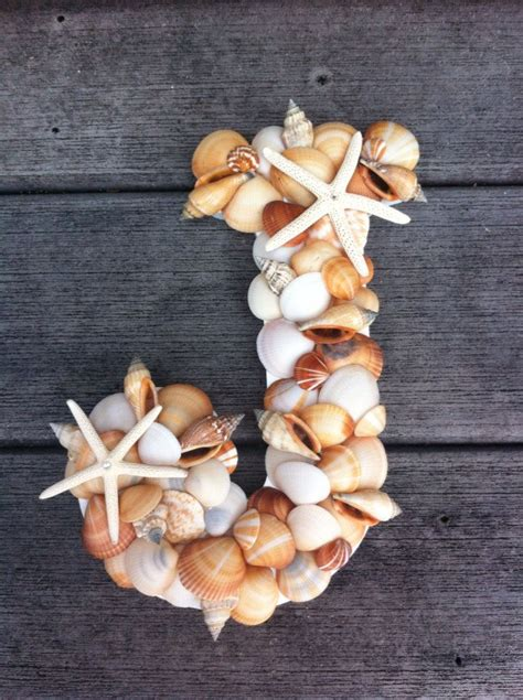 images  shell letters  pinterest sea shells letter   beaches