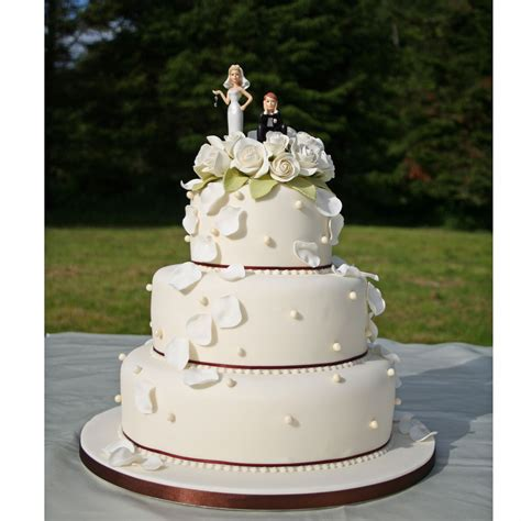 Floral Wedding Cakes Floral Wedding Cakes And Cakes With