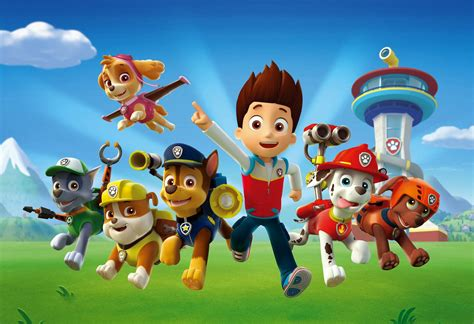 Nickalive Spin Master To Launch Its Highly Anticipated Quot Paw Patrol Quot Line At Toys Quot R Quot Us On
