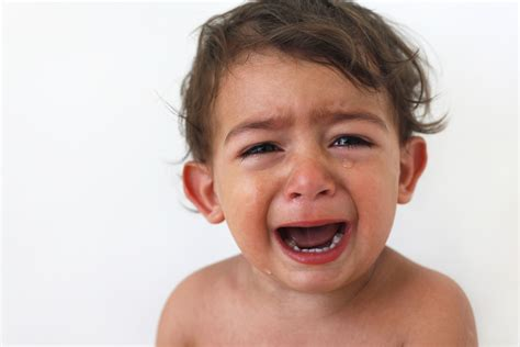 Why Its Ok To Let Your Baby Or Child Cry Sometimes