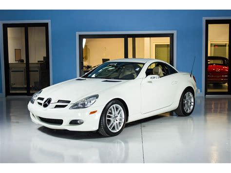 This one is for you. 2007 Mercedes-Benz SLK 350 Convertible for Sale | ClassicCars.com | CC-1017108