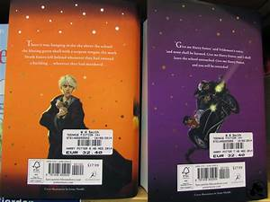 Harry Potter And The Goblet Of Fire Back Cover | www ...