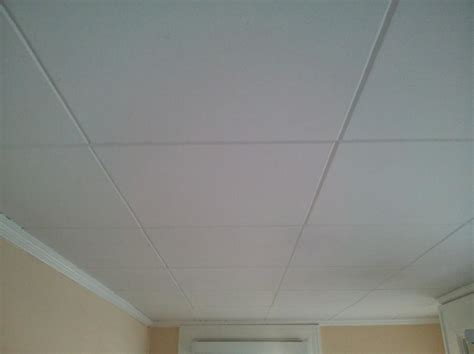 asbestos ceiling tile