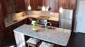 Beautiful Home Pictures Interior 15 Different Granite Kitchen Countertops Home Design Lover