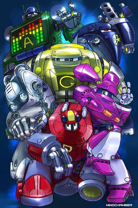 portal bot posse  mindchamber  newgrounds