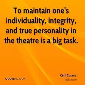 Personality Quo... Huge Task Quotes