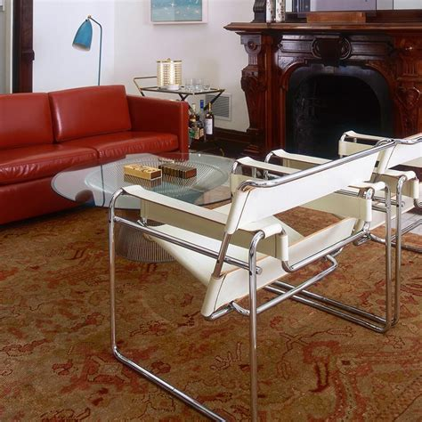 chaise wassily marcel breuer wassily chair knoll modern furnishings