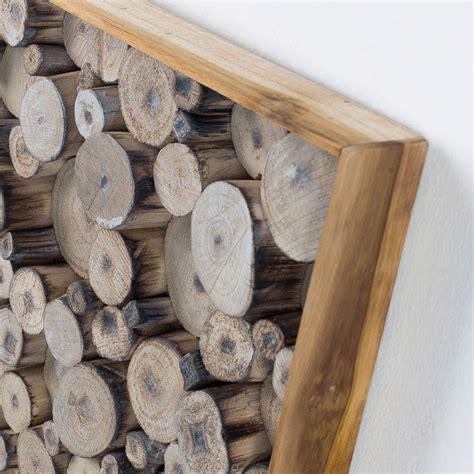 kave home johari vierkante houten wanddecoratie laforma jimmy aam lumz
