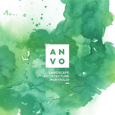 13243 landscape architecture portfolio cover issuu landscape architecture portfolio by an vo