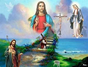My Thoughts: Messages of our Lord Jesus and Mama Mary