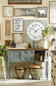 add a little rustic country charm to your kitchen and With kitchen cabinets lowes with country wall art prints