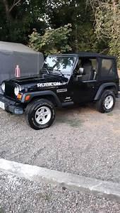 2005 Jeep Wrangler  2 4