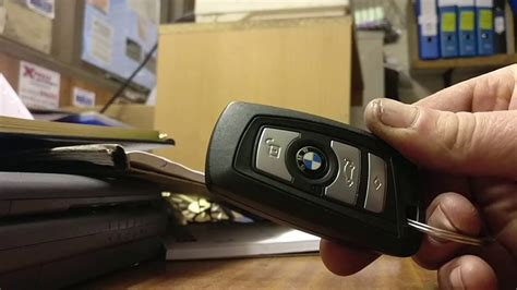 change battery   bmw key fob youtube