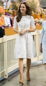 Kate Middleton's New Zealand and Australia Tour dresses ...