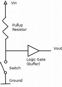 pull up resistor wikipedia With pull up circuit