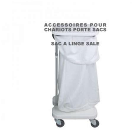 chariot porte sac 224 linge sale 4 sacs avec couvercles et p 233 dales