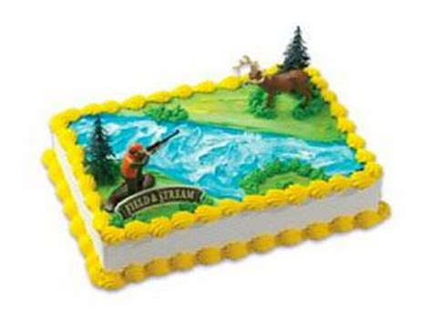 hunting themed grooms cakes