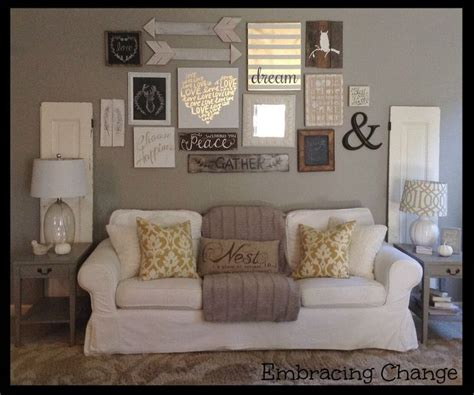 living room wall decor 25 best ideas about rustic gallery wall on family wall wall collage and family