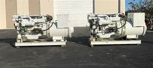 Used Marine Generator - Replacement Engine Parts