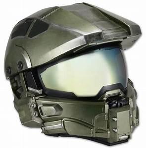 Casque De Moto : un casque de moto au design de master chief ~ Medecine-chirurgie-esthetiques.com Avis de Voitures