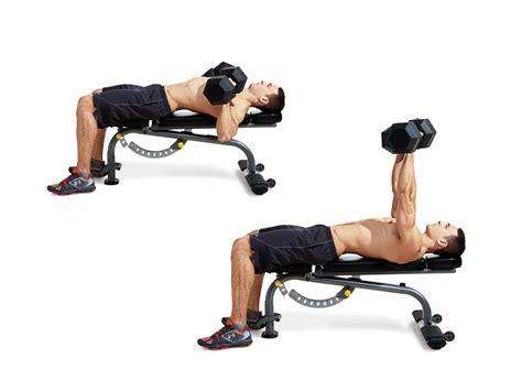 dumbbell bench press video  proper form  tips