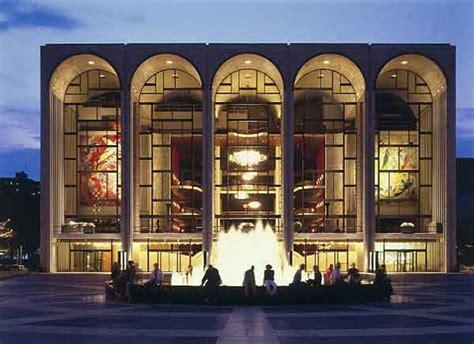 Metropolitan Opera At Lincoln Center Seating Chart Row
