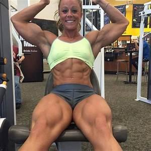 Danielle Reardon | Fit and Muscular Females | Pinterest ...
