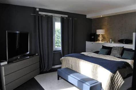 deco chambre gris et une déco en gris blanc et framboise par aurélie hemar