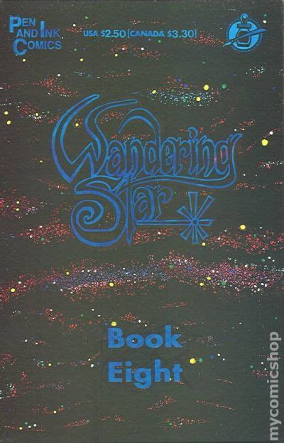 Wandering Star (1993 Pen And Inksirius) 8 Nm 94