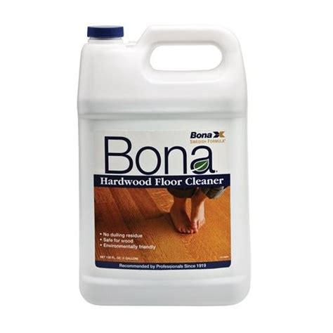 Hardwood Floor Cleaner Bona by Bona Hardwood Floor Cleaner Refill 4l