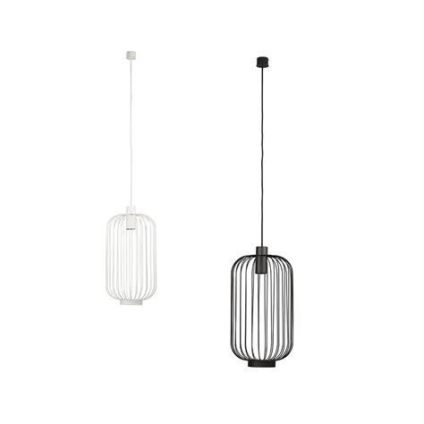 pendelleuchte metall schwarz pendelleuchte cage aus metall schwarz oder wei 223 wohnlicht