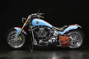 04 Harley Davidson Softail Deuce Custom