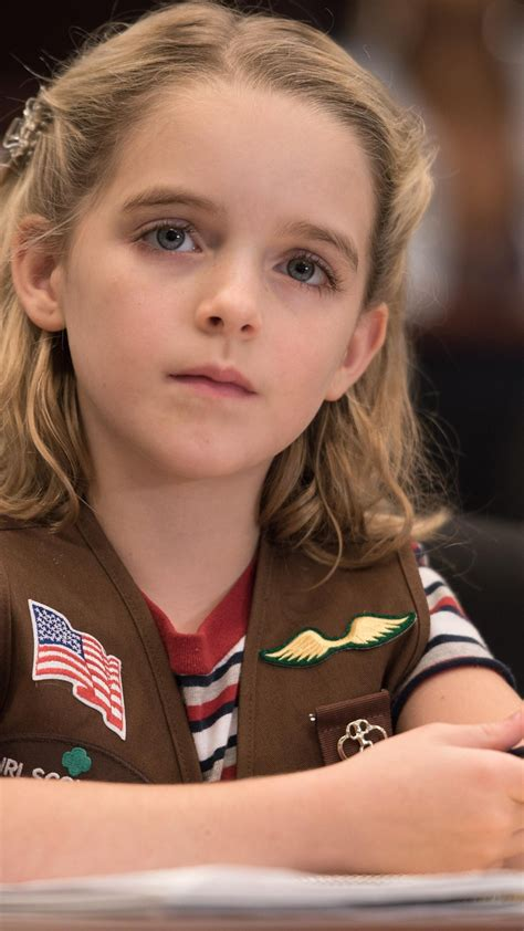 wallpaper gifted mckenna grace  movies