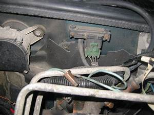 1995 Tahoe Questions I Have 2 What Is It Questions  There Is A 2 Wire Plug I Belie