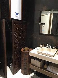 Chauffe Eau Bois : quel l ment utiliser pour cacher votre chauffe eau ~ Premium-room.com Idées de Décoration